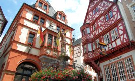 Bernkastel-Kues Sightseeing on a Moselle River Cruise