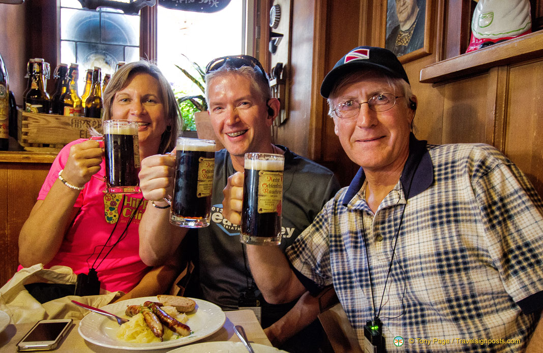 A Happy Bamberg Beer Experience