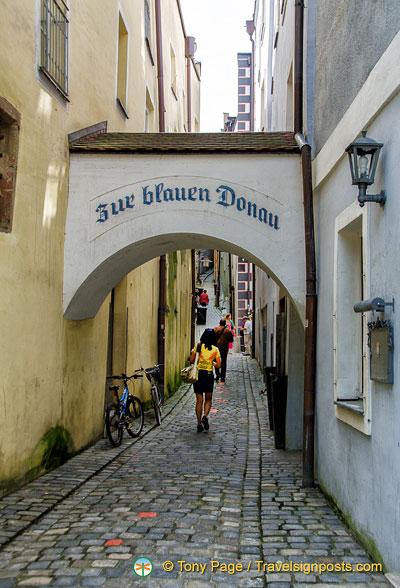 Passau sightseeing