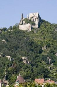 Dürnstein Castle