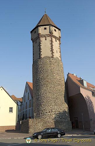 Spitzer Tower