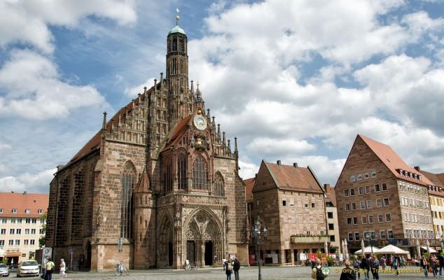 Nuremberg Frauenkirche