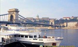 Budapest Cruise Disembarkation