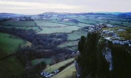 Welsh Castles: Carreg Cennen Castle