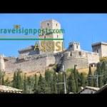 Assisi: Live from the Rocca Maggiore