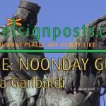 Rome's Noonday Gun rivals that of Hong Kong!