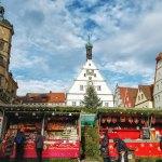 Christmas Markets along the Romantic Road