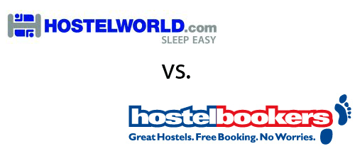 HostelWorld vs. HostelBookers