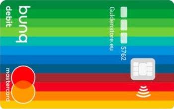 bunq-банкова-карта