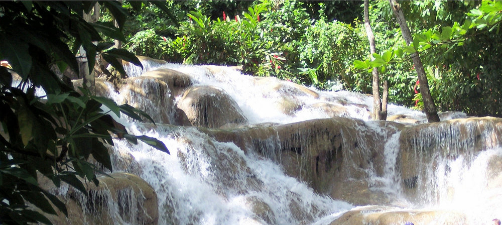 Jamaica Must See Attractions Dunns River Falls TravelSmart VIP