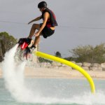 Water Activities DR flyboard rad park TravelSmart VIP