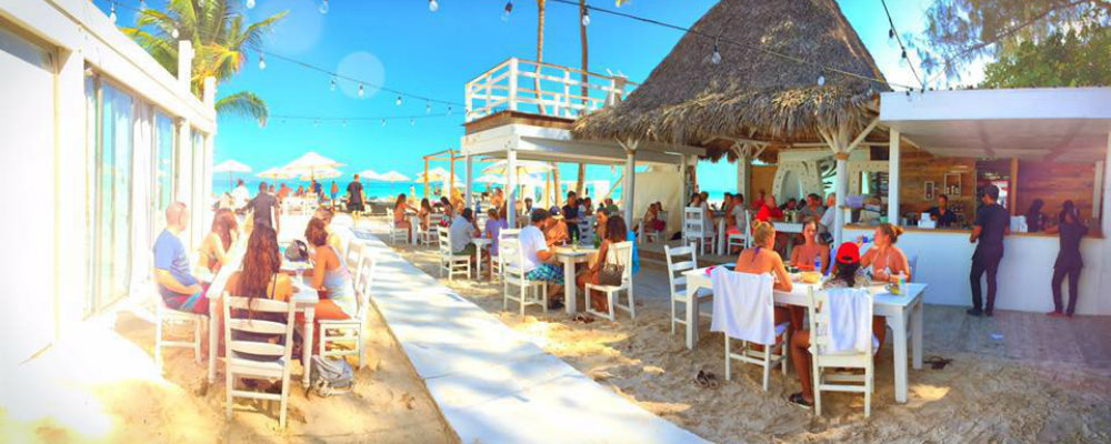 Punta Cana Restaurants Huracan Cafe TravelSmart VIP