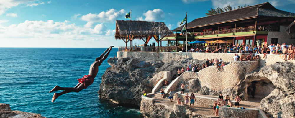 Rick's Cafe Negril Cliff Jump TravelSmart VIP