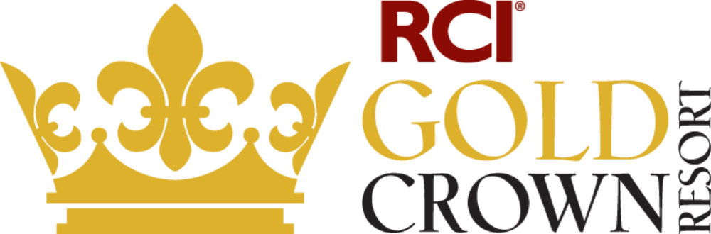 RCI Gold Crown 2018 logo - TravelSmart VIP