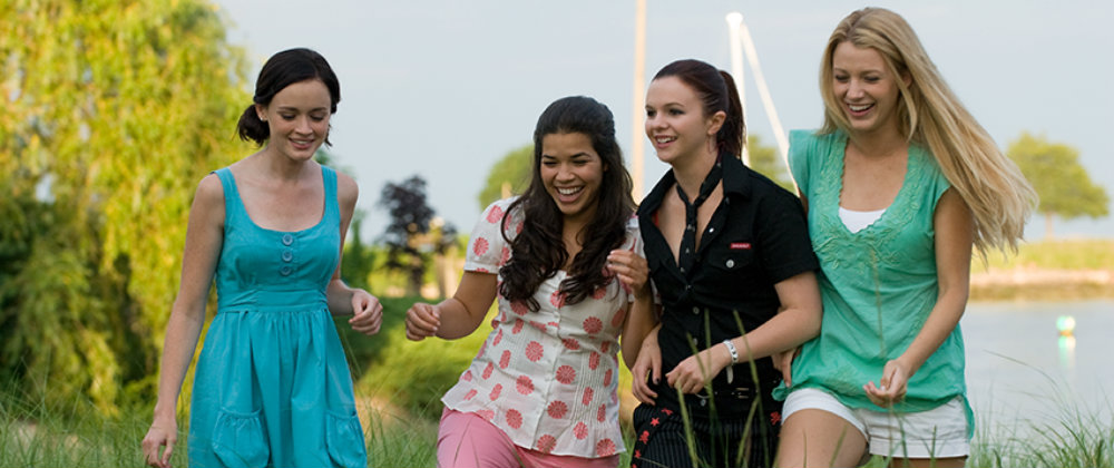 10 awesome travel movies - Sisterhood of the Traveling Pants - TravelSmart VIP