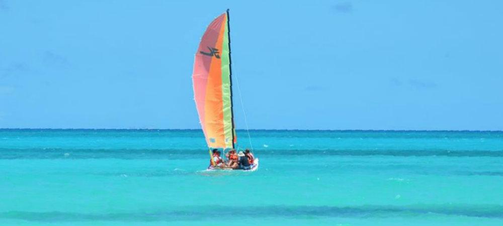 Cayo Coco - Catamaran - Cuba - TravelSmart VIP