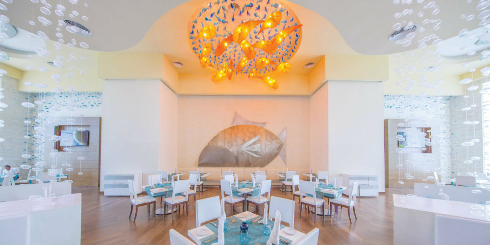 Grand Memories Punta Cana Under the Sea Restaurant TravelSmart VIP
