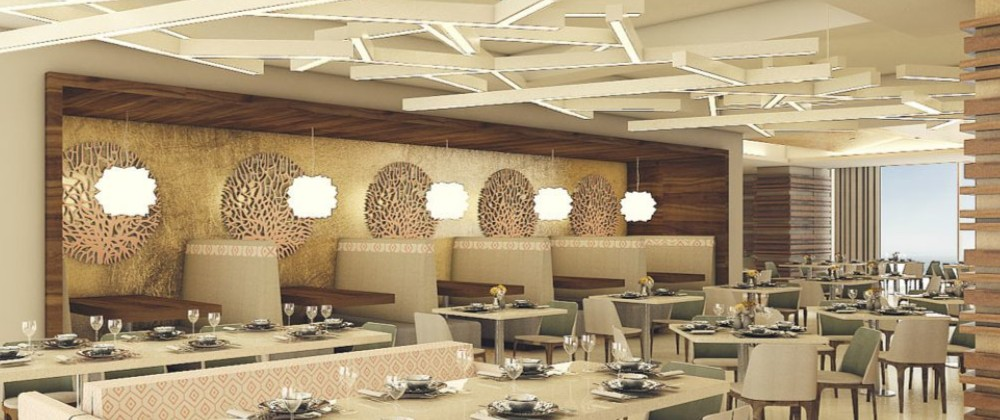 Royalton Cancun Buffet Restaurant New Resort TravelSmart VIP
