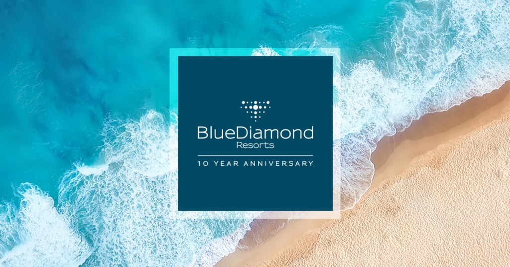 blue diamond 10 years travelsmart vip