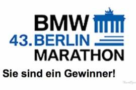 Berlin Marathon 2016 Titel