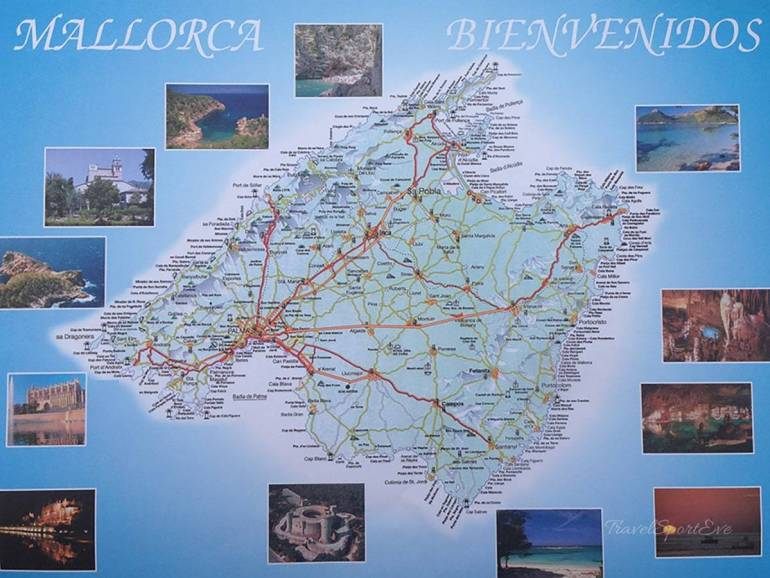 Radfahren auf Mallorca Mallorca Bienvenidos
