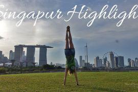 Singapur Reise Titel