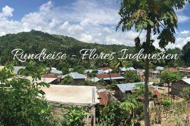 Flores Indonesien Rundreise