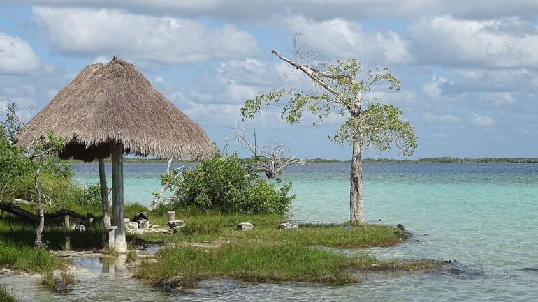 Laguna-Bacalar-Laguna