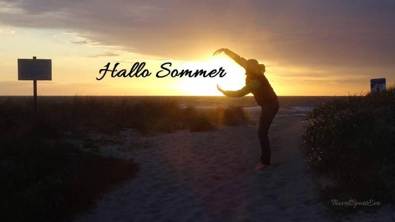 Fotoparade Bye bye Winter Hallo Sommer Before we Die