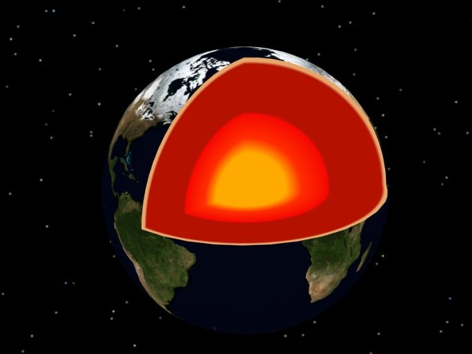 planet with plate tectonics