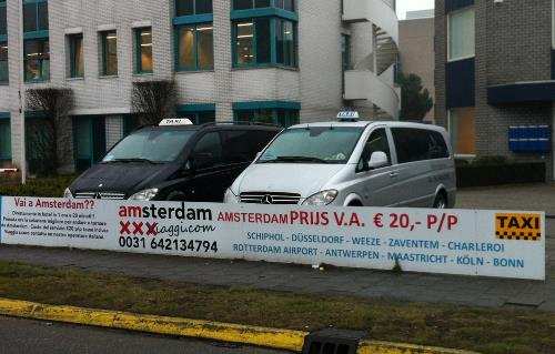 navetta Eindhoven Amsterdam