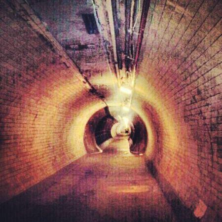 tunnel greenwich