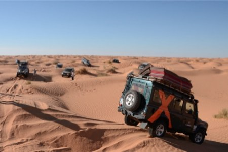 dune deserto Sahara
