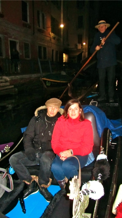 tour in gondola venezia