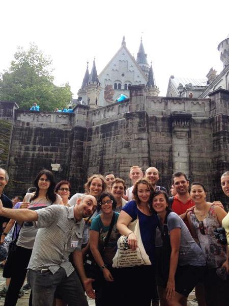 gruppo tour castelli baviera