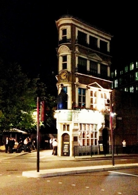 the blackfriar pub londra