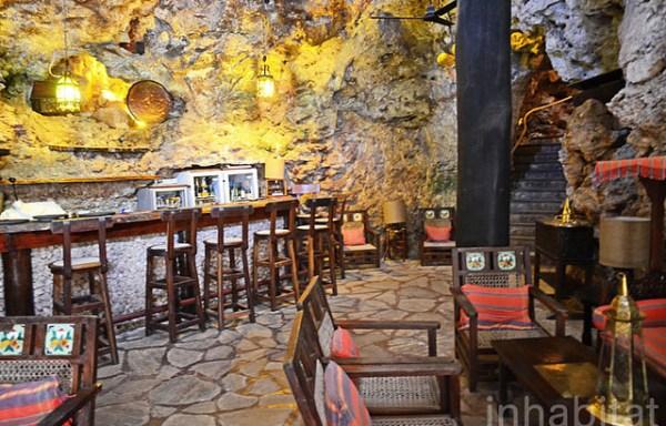 Ali Barbour Cave Restaurant