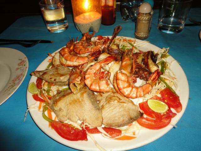Delicious Seafood in Zanzibar 1024x768 Why You Should Visit Zanzibar