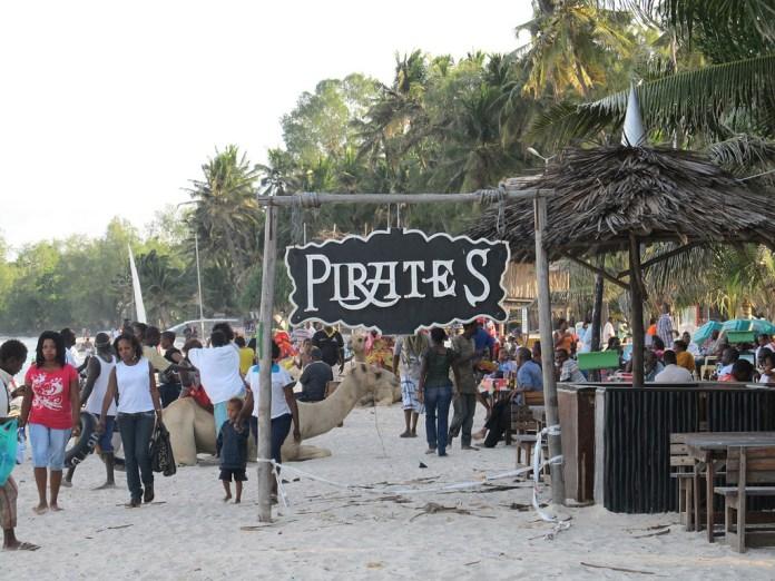 Pirates Beach, Mombasa