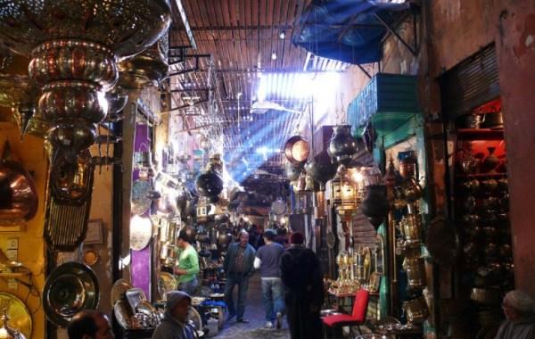 Souks, Medina