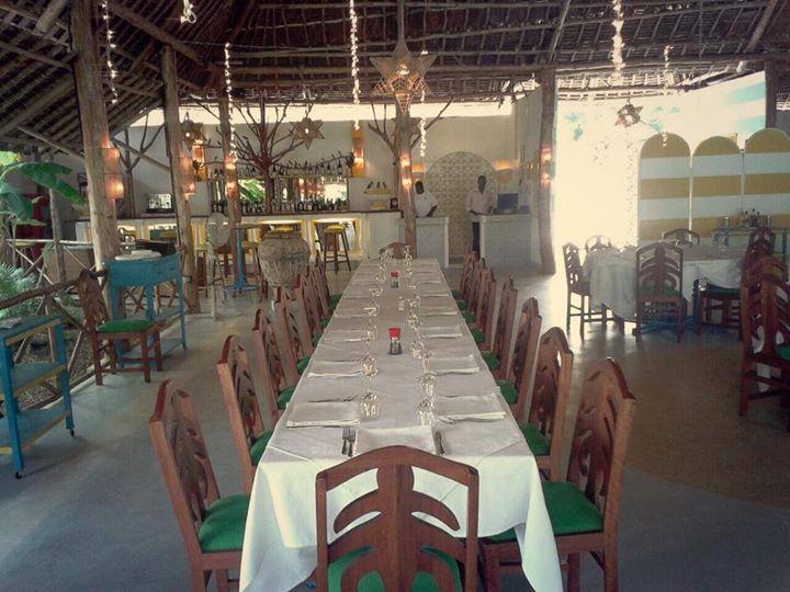 Giardino Restaurant Mombasa