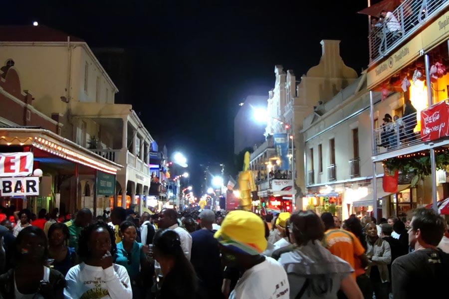 Long Street Cape Town