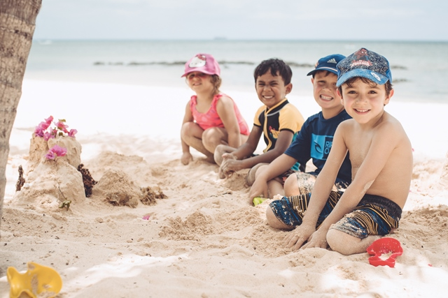 Travelling With Children Mauritius