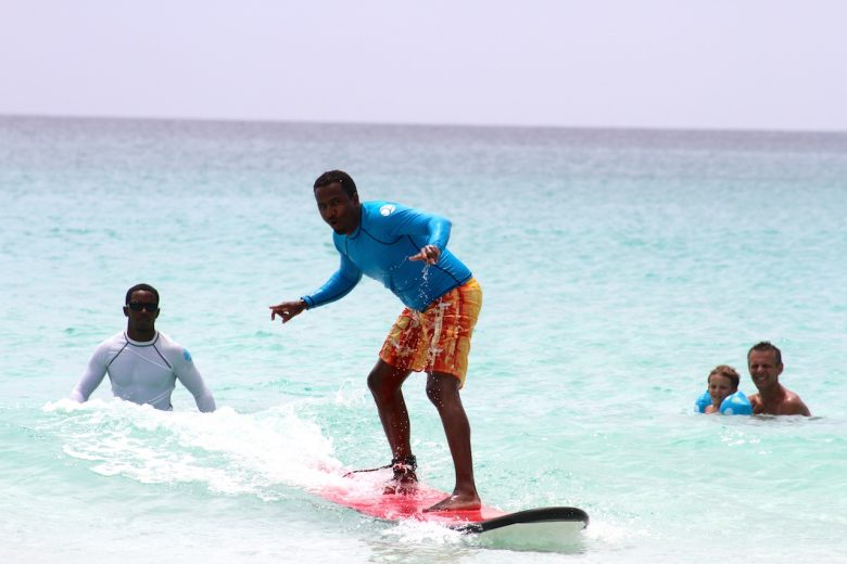 surf's up seychelles