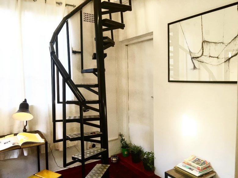 loft room curiocity hostels joburg