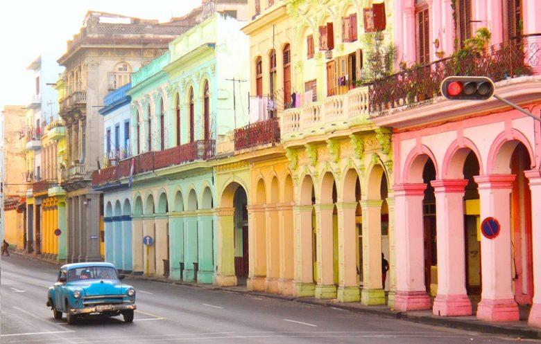 cuban buildings