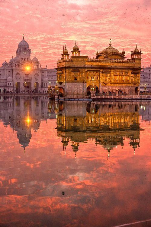 Indian religious site