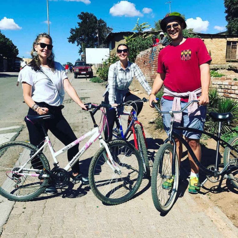Alexandra bike tour