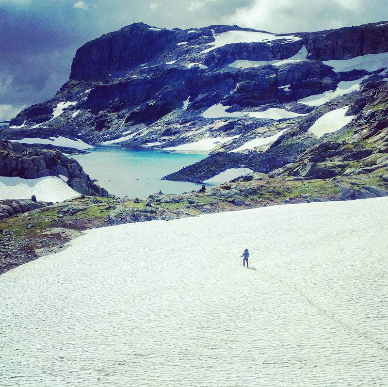 Hardangerjøkulen Glacier 9 Incredible Star Wars Film Locations