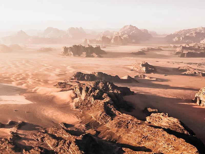 Wadi Rum 9 Incredible Star Wars Film Locations